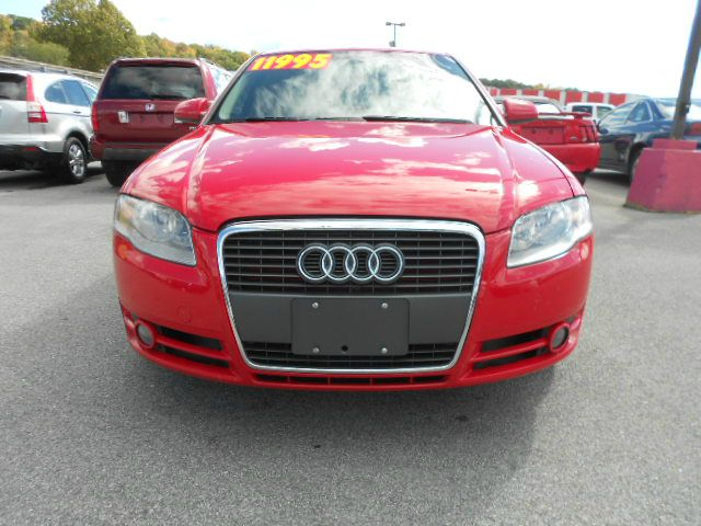 2007 AUDI A4 20T QUATTRO AWD 4DR SEDAN 2L I red this audi a4 is comfortable sporty and surefoo
