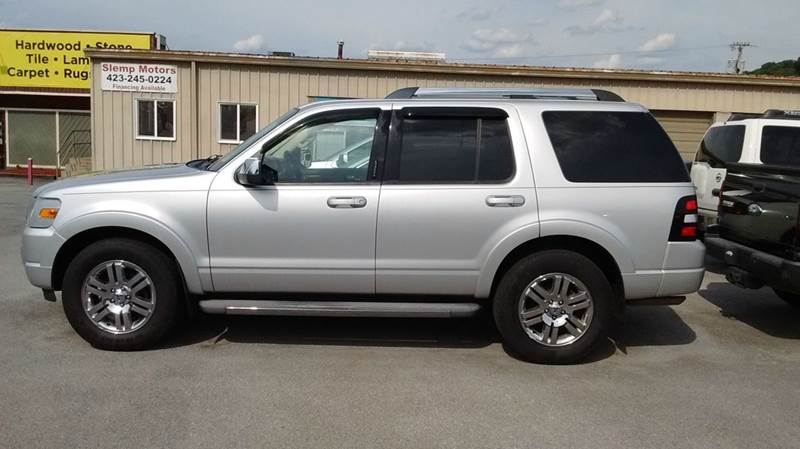 2010 Ford Explorer 4x4 Limited 4dr SUV - Kingsport TN