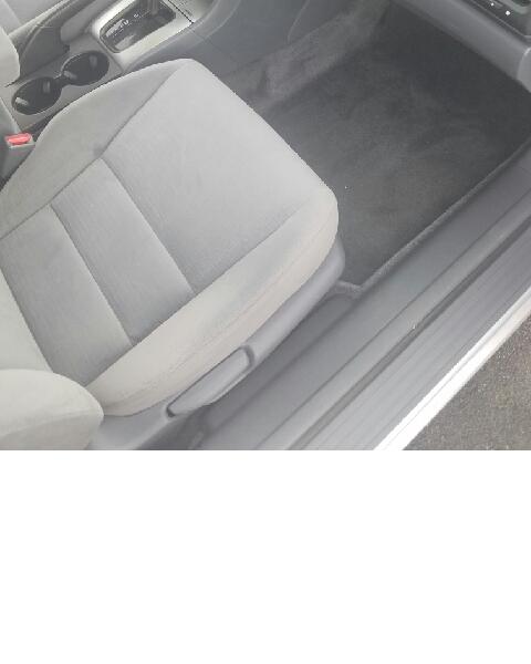 2007 HONDA ACCORD EX 4DR SEDAN 24L I4 5A silver 2-stage unlocking doors abs - 4-wheel air fi