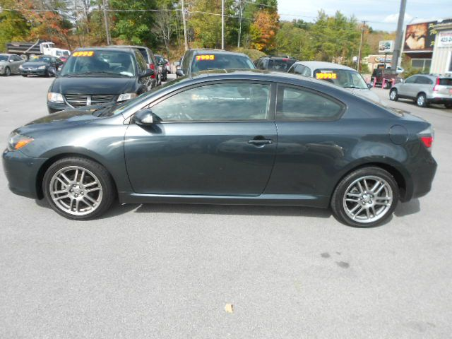 2010 SCION TC BASE 2DR COUPE 4A gray 2-stage unlocking - remote abs - 4-wheel antenna type - mas