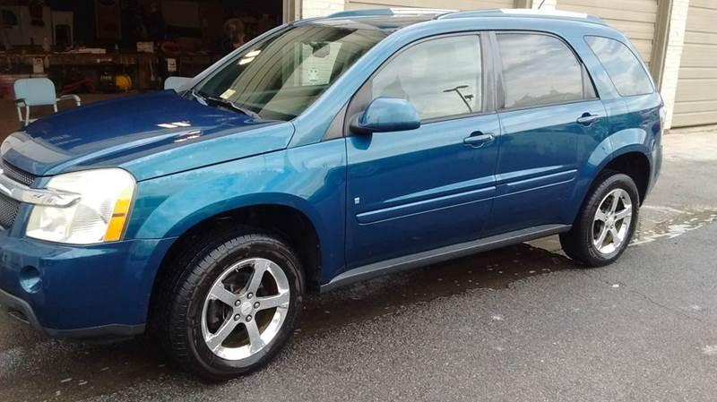 2007 Chevrolet Equinox LT AWD 4dr SUV - Kingsport TN