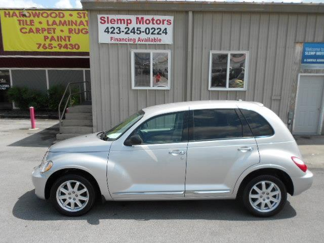 2010 CHRYSLER PT CRUISER BASE 4DR WAGON silver versatile cabin roomy accommodations smooth ride