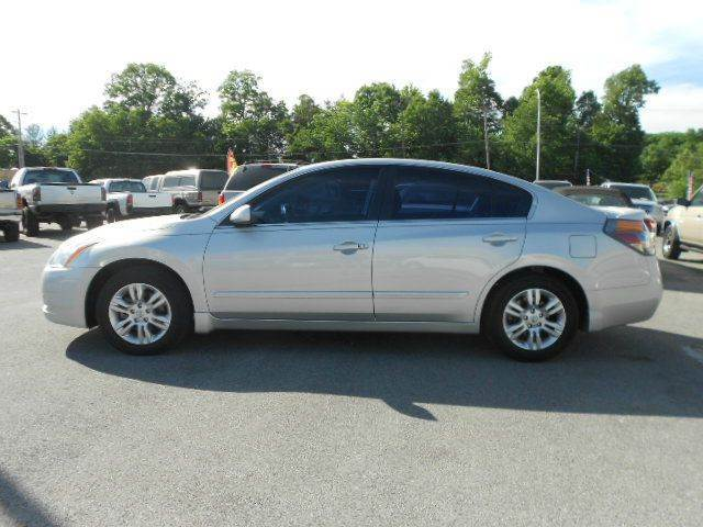 2011 NISSAN ALTIMA 25 S 4DR SEDAN silver 2-stage unlocking - remote abs - 4-wheel air filtrati
