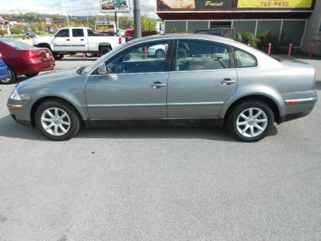 2004 VOLKSWAGEN PASSAT GLS TDI 4DR SEDAN gray its fun-to-drive character upscale interior and fea