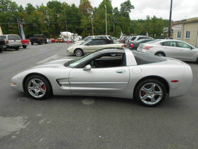 1997 CHEVROLET CORVETTE BASE 2DR HATCHBACK silver abs - 4-wheel anti-theft system - alarm casse
