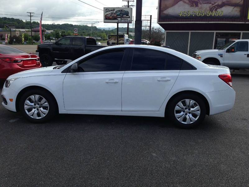 2016 Chevrolet Cruze Limited LS Auto 4dr Sedan w/1SB - Kingsport TN