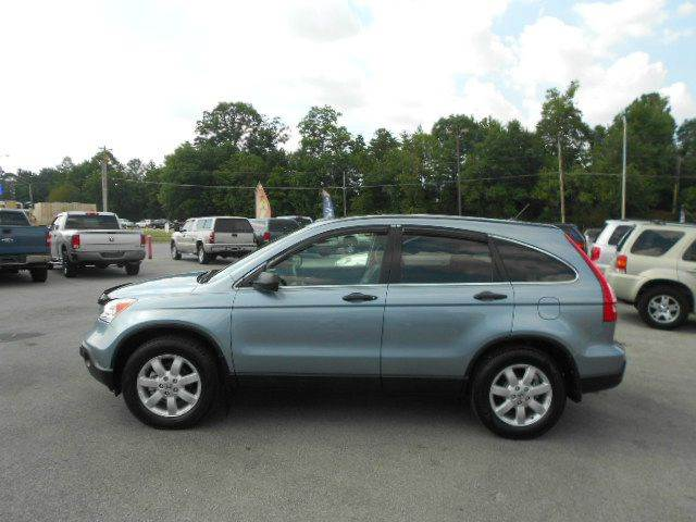 2009 HONDA CR-V EX AWD 4DR SUV blue 2-stage unlocking - remote 4wd type - on demand abs - 4-whe