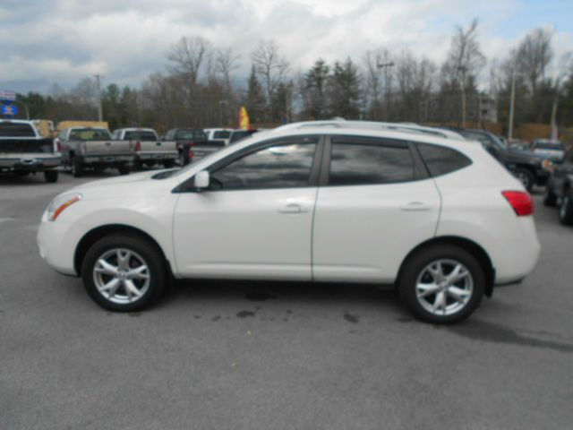 2009 NISSAN ROGUE SL AWD CROSSOVER 4DR white 2-stage unlocking abs - 4-wheel air filtration ai