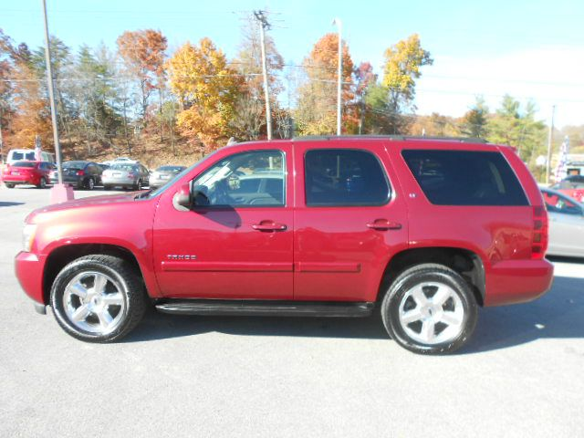 2007 CHEVROLET TAHOE LS 4DR SUV 4WD maroon 2-stage unlocking - remote 4wd type - on demand abs -