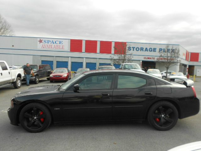 2007 DODGE CHARGER SRT-8 4DR SEDAN black 2-stage unlocking - remote abs - 4-wheel adjustable ped