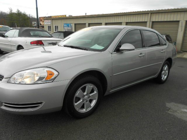 2007 CHEVROLET IMPALA LT 4DR SEDAN silver 2-stage unlocking - remote air filtration airbag deact