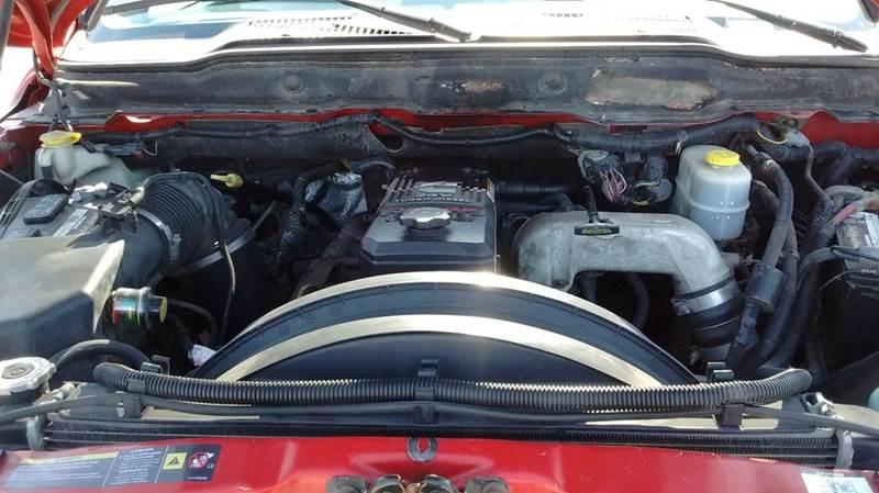 2006 Dodge Ram Pickup 2500 SLT 4dr Quad Cab 4WD SB - Kingsport TN