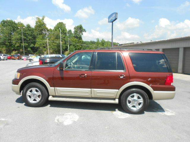 2006 FORD EXPEDITION EDDIE BAUER 4DR SUV 4WD copper 4wd type - on demand abs - 4-wheel adjustab