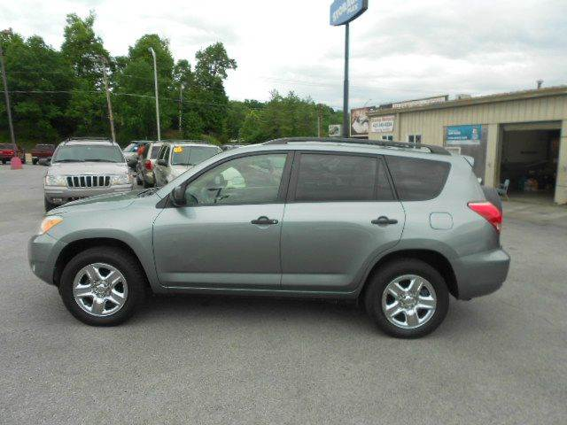 2008 TOYOTA RAV4 BASE 4X4 4DR SUV green 2-stage unlocking doors 4wd type - on demand abs - 4-wh