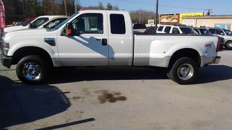 2008 Ford F-350 Super Duty FX4 4dr SuperCab 4WD LB DRW - Kingsport TN