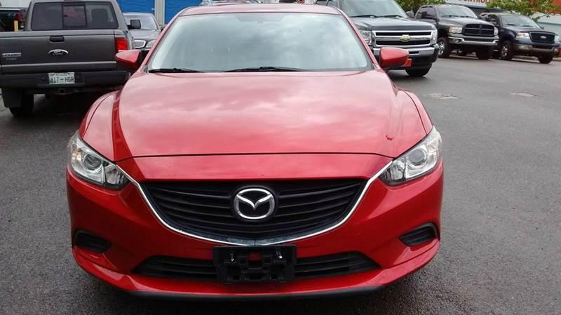 2015 Mazda MAZDA6 i Touring 4dr Sedan 6A - Kingsport TN