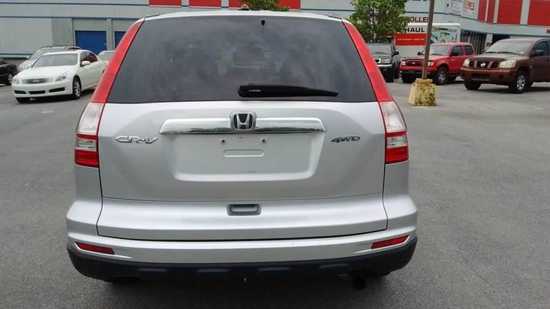 2010 Honda CR-V EX AWD 4dr SUV - Kingsport TN