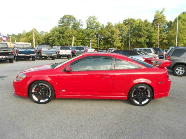 2006 CHEVROLET COBALT SS 2DR COUPE W20L SC red abs - 4-wheel air filtration antenna type an