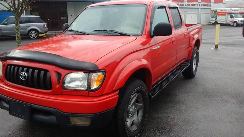 2003 Toyota Tacoma V6 4dr Double Cab 4WD SB - Kingsport TN