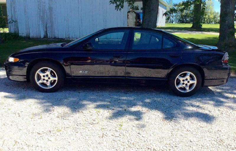 1998 pontiac grand prix 4dr gtp supercharged sedan in. Black Bedroom Furniture Sets. Home Design Ideas