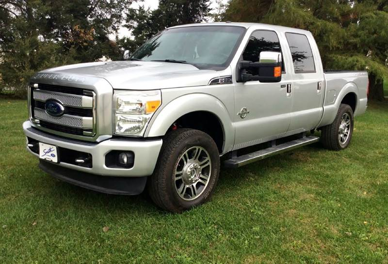 2014 ford f 250 super duty 4x4 platinum 4dr crew cab 6 8 ft sb pickup in rensselaer in tim 39 s. Black Bedroom Furniture Sets. Home Design Ideas