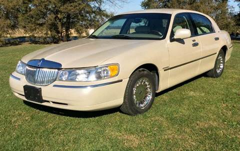 Lincoln Town Car For Sale Indiana Carsforsale Com