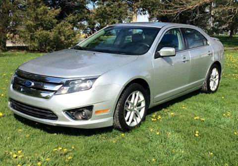 2011 Ford Fusion for sale in Rensselaer, IN