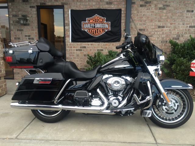 2012 Harley-Davidson Ultra-Classic Limited