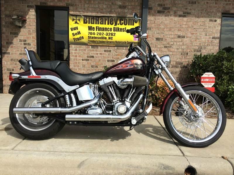 2007 Harley-Davidson Softtail