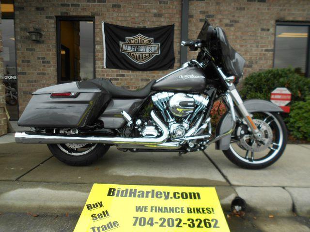 2014 Harley-Davidson Streetglide