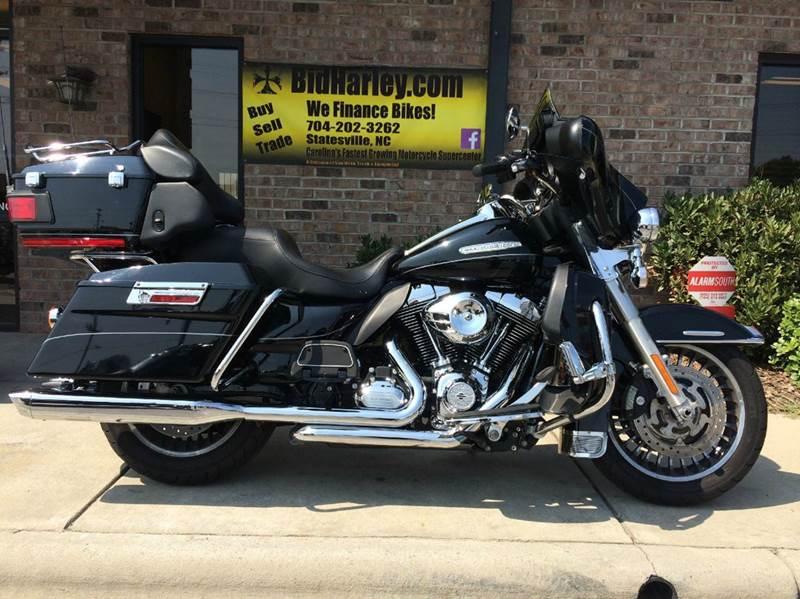 2011 Harley-Davidson Ultra Classic Electra Glide