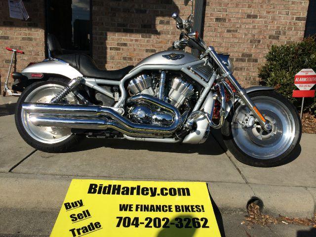 2003 Harley-Davidson V-Rod 100TH ANNIVERSARY