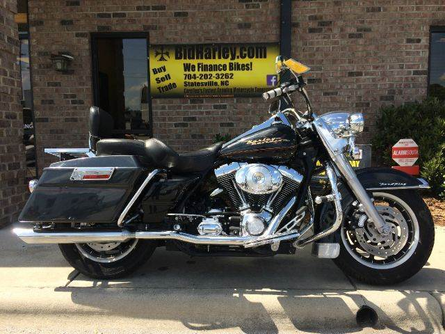 2001 harley davidson road king flhr in statesville cornelius mooresville southern truck and. Black Bedroom Furniture Sets. Home Design Ideas
