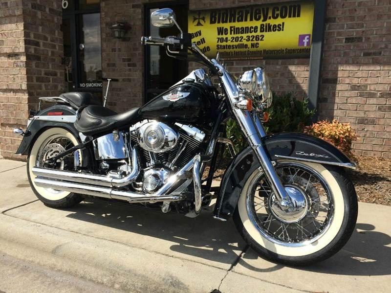 2006 Harley-Davidson Softtail