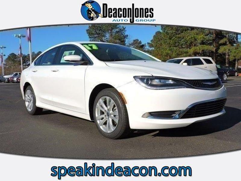 Chrysler 200 For Sale In Smithfield Nc Carsforsale Com
