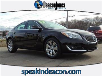 2017 Buick Regal for sale in Smithfield, NC