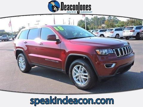 2018 Jeep Grand Cherokee for sale in Smithfield, NC
