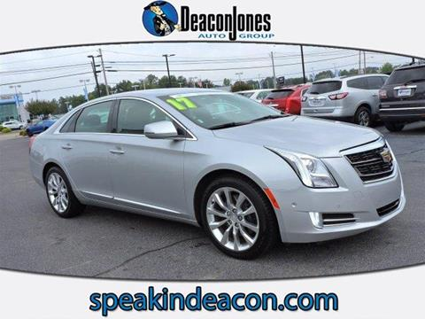 Cadillac Xts For Sale In North Carolina Carsforsale Com