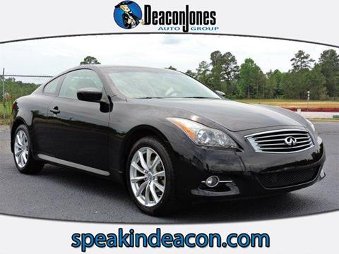 2011 Infiniti G37 Coupe for sale in Smithfield, NC