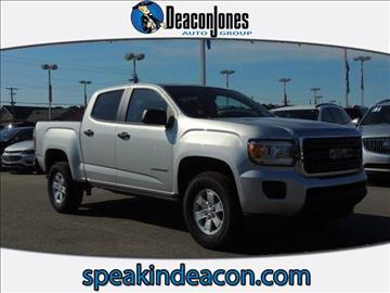 2017 GMC Canyon for sale in Smithfield, NC