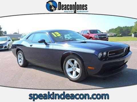 2013 Dodge Challenger for sale in Smithfield, NC