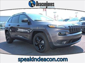 2017 Jeep Cherokee for sale in Smithfield, NC