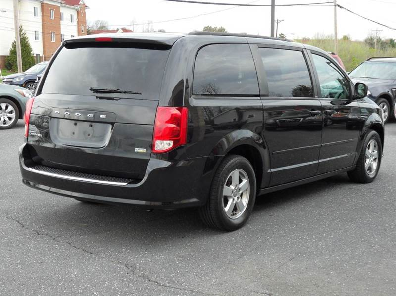 2012 Dodge Grand Caravan SXT 4dr Mini-Van - Harrisonburg VA