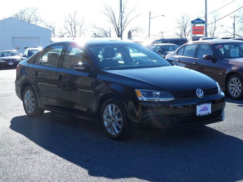 2011 Volkswagen Jetta SE PZEV w/ Conv. and Sunroof - Harrisonburg VA