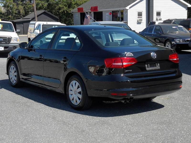 2015 Volkswagen Jetta S - Harrisonburg VA
