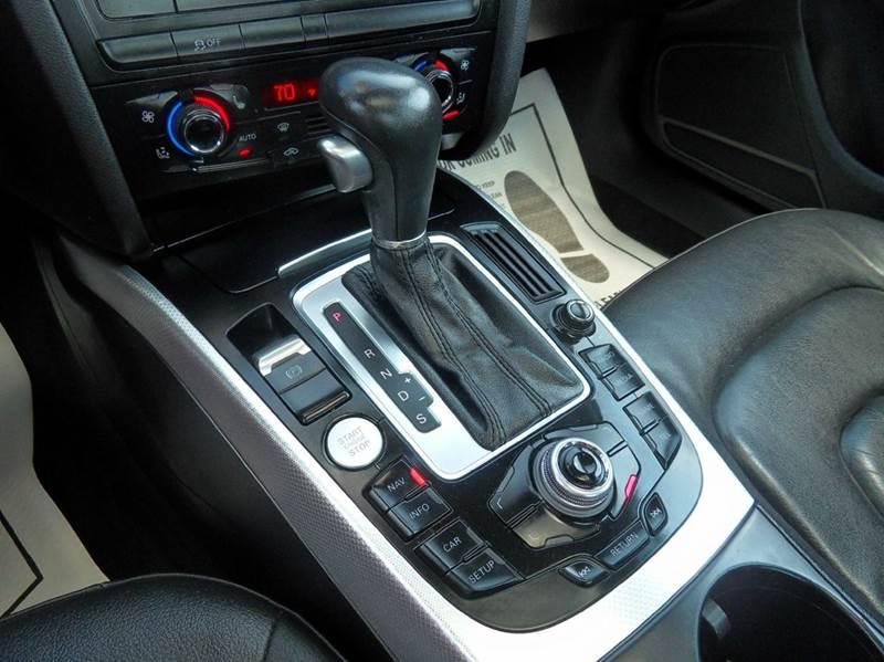 2012 Audi A4 AWD 2.0T quattro Premium Plus 4dr Sedan 8A - Harrisonburg VA