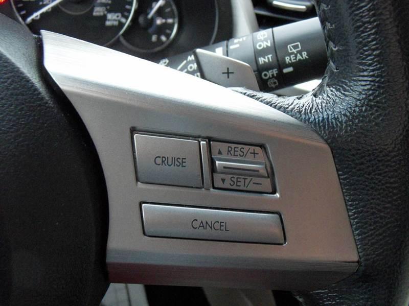 2011 Subaru Outback 3.6R Limited AWD - Harrisonburg VA
