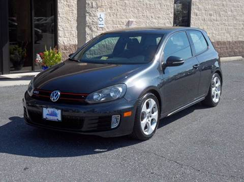 2010 Volkswagen GTI for sale in Harrisonburg, VA