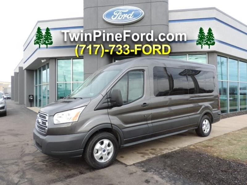 2018 Ford Transit Wagon For Sale In Ephrata PA