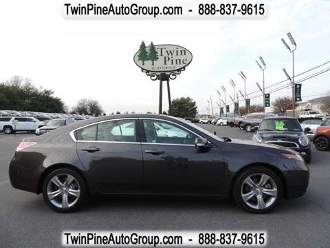 2013 Acura TL for sale in Ephrata, PA